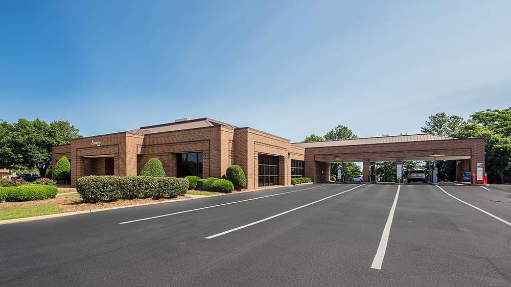Ameris Bank Albany Branch Jci General Contractors